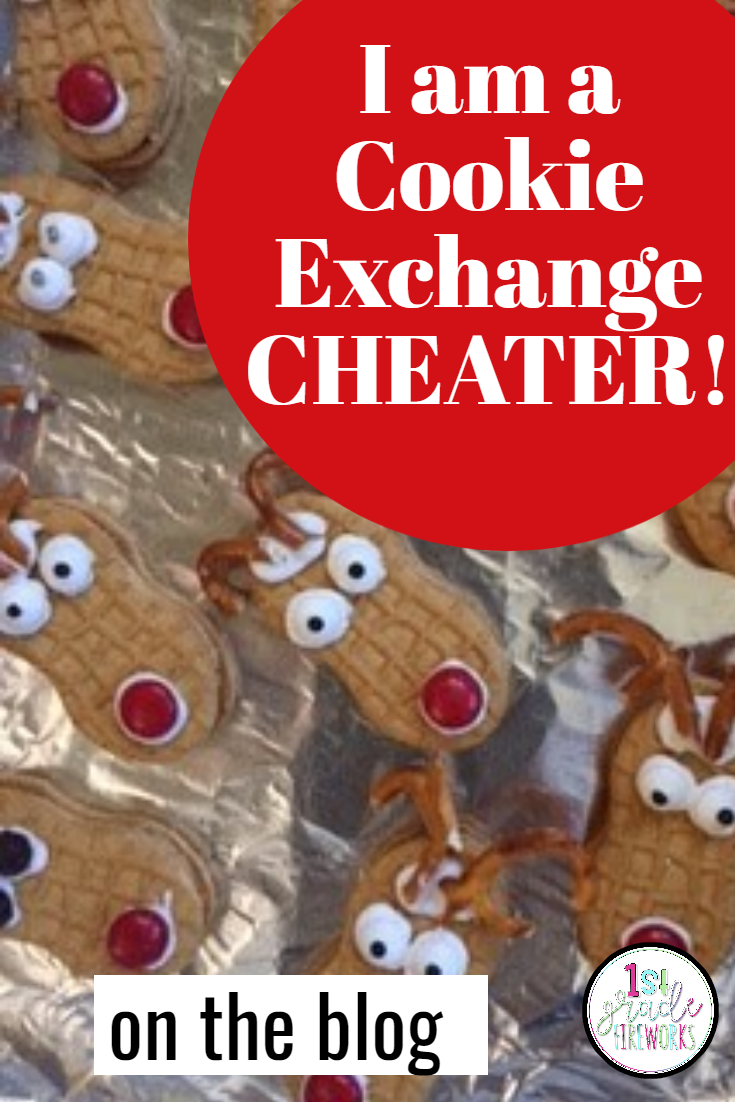 I am a Cookie Exchange CHEATER! And YOU?