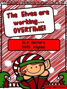 The Elves are Working OVERTIME!
